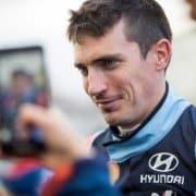 Craig Breen nell'ERC 2020, ma l'obiettivo è il WRC