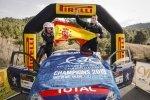 Efrem Llarena, Vamos! Doppio titolo ERC 3 per lo spagnolo