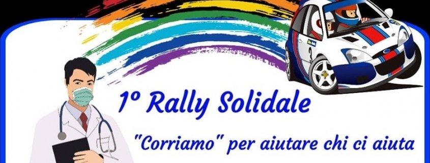 Un rally immaginario e solidale per il San Jacopo in Toscana