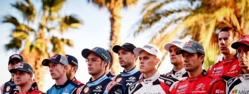 Mondiale Rally, i team donano il cibo inutilizzato