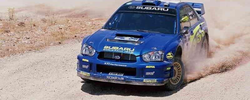 WRC: lo spettacolare film del Mondiale Rally 2003