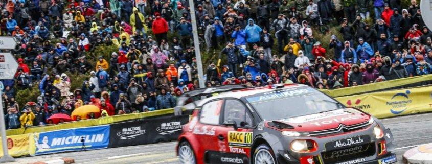 Sebastien Loeb vince il Rally di Spagna