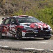WRC 2018 Test Rally Spain