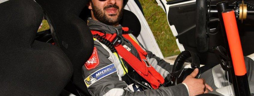 Andrea Nucita, il giovane e valido pilota siciliano