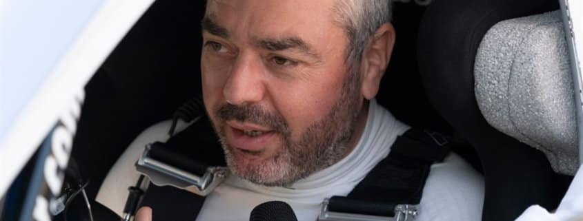 Luca Rossetti è atteso nel Campionato Italiano Rally 2019