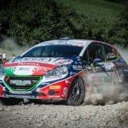 Tommaso Ciuffi vince il Peugeot Competition