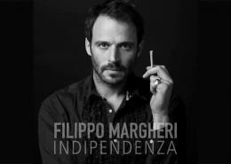 La cover di Indipendenza di Filippo Margheri