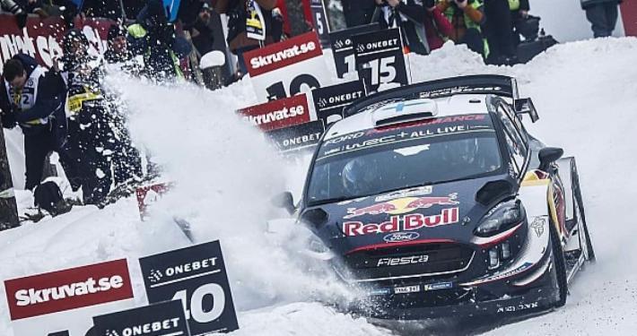Teemu Suninen testa la Fiesta WRC Plus per il Monte-Carlo 2019