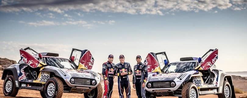 Carlos Sainz è tra i favoriti per la vittoria della Dakar 2019