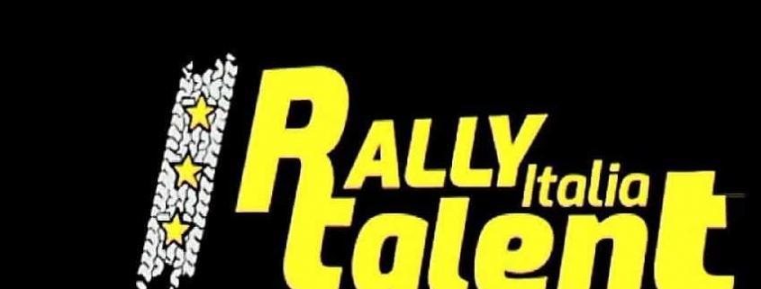 Il logo dell'iniziativa Rally Italia Talent