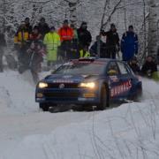 Johan Kristoffersson ha vinto la prova inaugurale del Campionato Svedese Rally