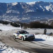 L'Abarth 124 Rally torna al Monte anche quest'anno