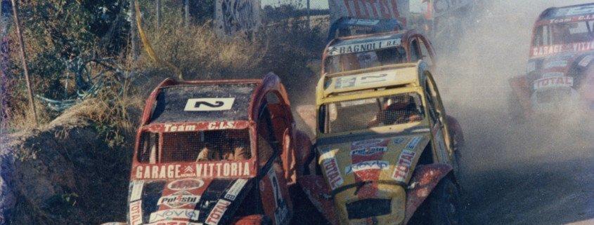 La storia della 2CV Dyane Cross nel motorsport italiano