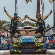 Mauro Miele parteciperà al Rally Monte-Carlo 2019
