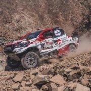 Nasser Al-Attiyah è il vincitore della Dakar 2019