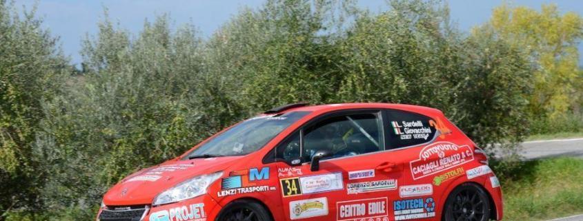Questa settimana, Radio Rally è con Lorenzo Sardelli