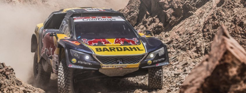 seb loeb da applausi alla dakar nasser al attiyah dietro rs e oltre. Black Bedroom Furniture Sets. Home Design Ideas