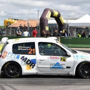 Danilo Scanzi torna alle due ruote motrici Renault Clio S1600