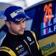 Emanuele Rosso sarà di nuovo al via del Campionato Italiano Rally