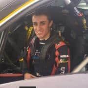 Gabriel Di Pietro al debutto nei rally in circuito