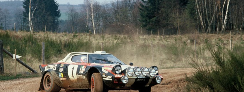 La Lancia Stratos in un'opera editoriale unica