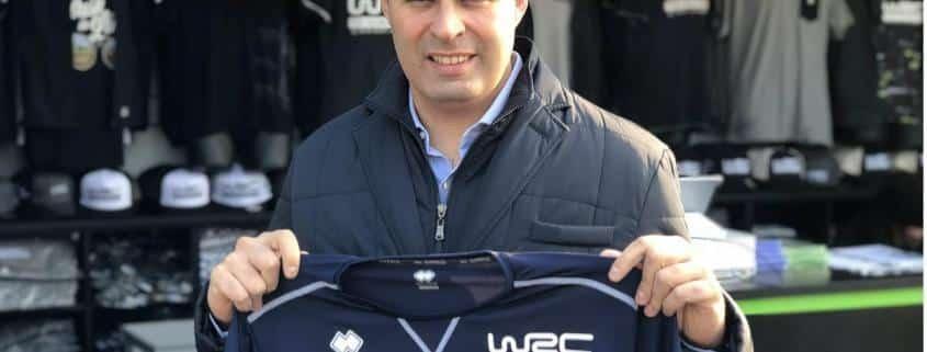 Sarà l'azienda italiana Erreà a vestire il WRC 2019