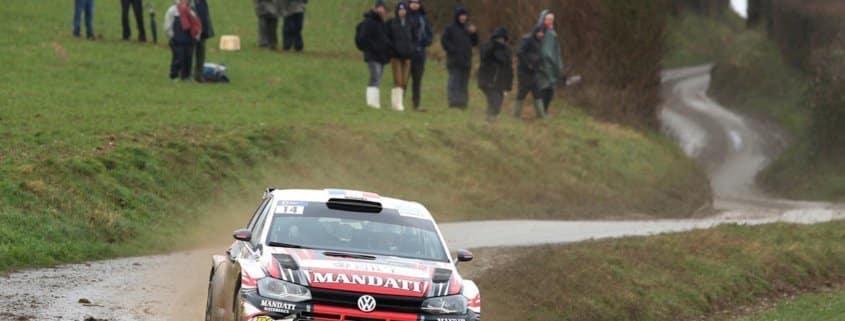 A Nicolas Ciamin e Yannick Roche la vittoria del Rallye Le Touquet