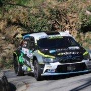 Giandomenico Basso e Lorenzo Granai vincono il Rally del Ciocco 2019