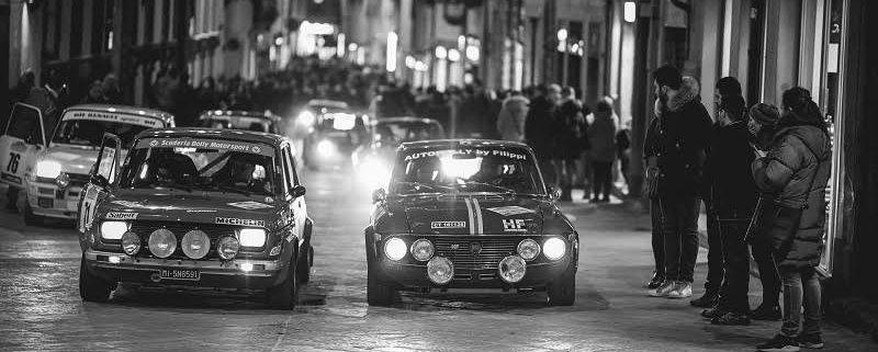 Il Campionato Italiano Rally Auto Storiche al via da Arezzo