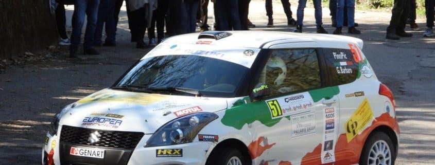Pinopic-Barbaro al Rally Il Ciocco 2019 nello scatto Photo Angeli