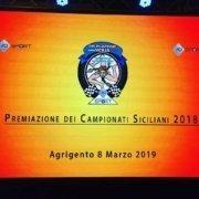 Premiati ad Agrigento i campioni siciliani di Aci Sport