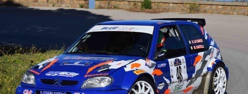 Salvatore Lo Cascio e Michele Castelli i migliori del Rally Cefalù Corse