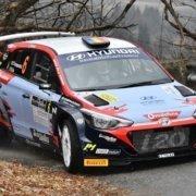 Simone Tempestini e Sergiu Itu sono i vincitori del Rally Internazionale dei Laghi