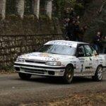 La Subaru Legacy di Totò Riolo