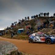 Pedro Heller alla prima vittoria in WRC 2