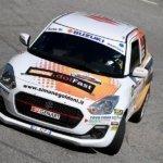 Simone Goldoni vince la prima prova della Suzuki Rally Cup 2019