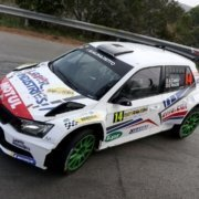 Andrea Carella al Rally Elba