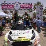 Fofo Di Benedetto, vincitore delle ultime edizioni del Rally dei Templi