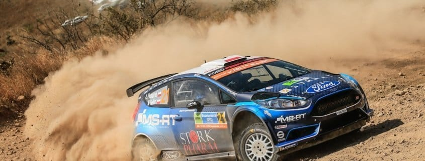 Nella WRC2 Pro Lukasz Pieniazek torna con Jakub Gerber