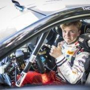 Oliver Solberg è il più giovane a vincere una gara ERC