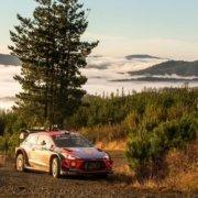 Sebastien Loeb e Daniel Elena al Rally del Cile 2019