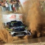 Giandomenico Basso è formidabile nel Rally Italia Sardegna 2019
