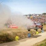 Thierry Neuville al Rally del Portogallo 2019