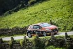Davide Nicelli al Rally 2 Valli