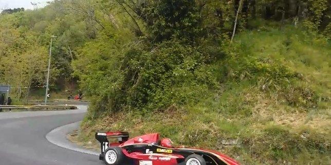 2019 Bentivoglio Giovi Anteprima: slalom Mignanego-Giovi in rampa di lancio