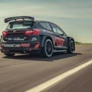 Eric Camilli porta al debutto in Finlandia la nuova Fiesta