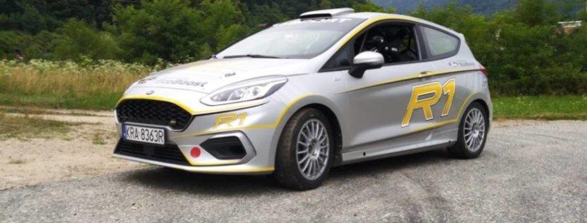 Al Rally Roma Capitale debutta anche la Ford Fiesta R1