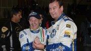 Alén e il test con la WRC Plus come regalo di compleanno