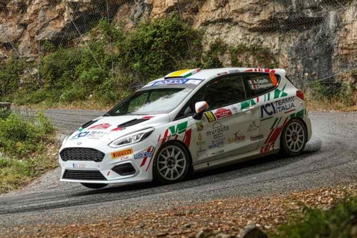 Alessandro Casella, Rally di Roma 2021