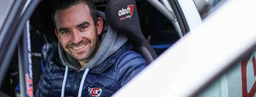 Tragedia al Rally Regionale di Hautes-Cates: muore Alexis Charbonnier